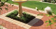 Landscape Clay Pavers