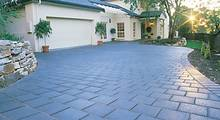 Traditional Driveway Pavers